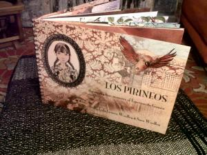 Los Pirineos Comp Book