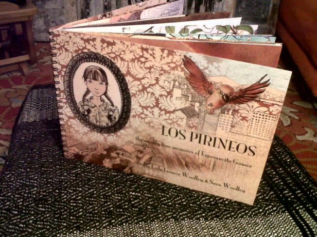 Los Pirineos Book